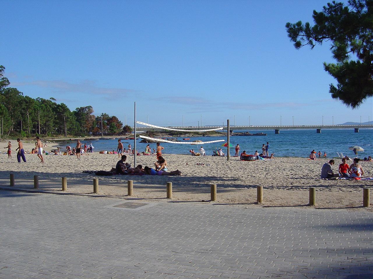 Playa de O Terrón